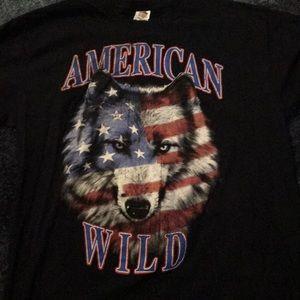 American Wild T shirt